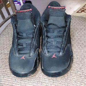 Size 95 Air Jordan 4 Last Shot